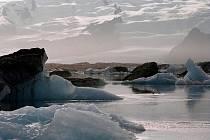 Snímek z arktických krajů.
