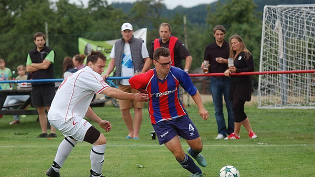 Fotbalisté Nového Rychnova jsou po obratu v zápase se Světlou druzí v tabulce 1. A třídy.