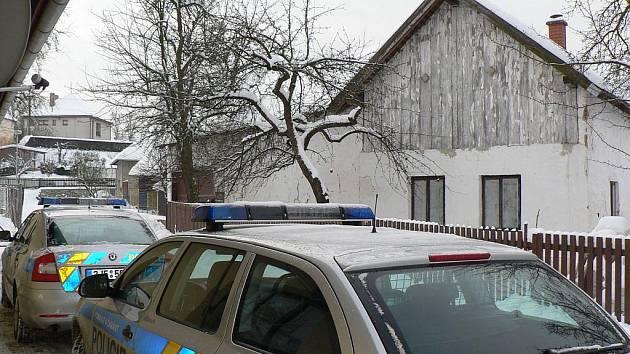 Dům, ve kterém se stala brutální vražda