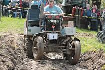 V Rovné se konala traktoriáda v sobotu 6. května podeváté.