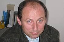 Jaromír Stehlík je na pelhřimovské faře poměrně krátce. Na prostředí už si ale zvykl.