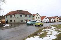 Městys Lukavec.