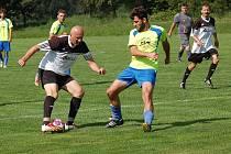 Fotbalisté Žirova se přihlásili jen do třetí třídy.
