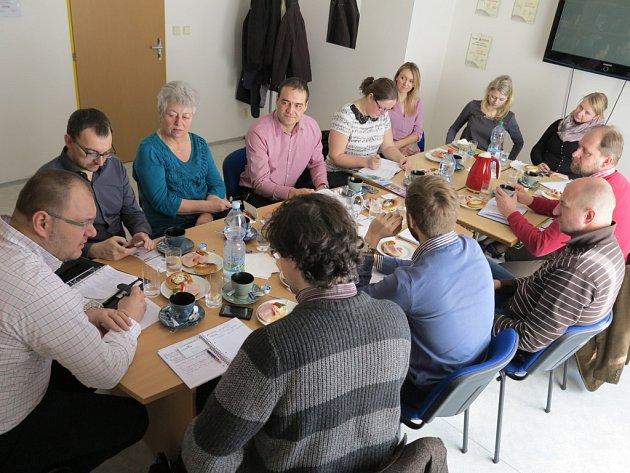 O budoucnosti cestovního ruchu v regionu hovořili na setkání v Jihlavě zástupci nejrůznějších organizací, které se problematikou zabývají.