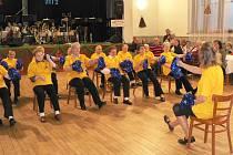 Ples seniorů v Pacově