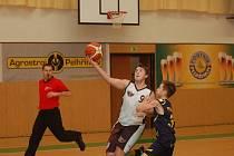 V zápase proti Snakes Ostrava měli basketbalisté Pelhřimova očividně navrch.