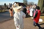 Masopustní zábavě v Putimově, kterou pořádají dobrovolní hasiči, předchází masopustní průvod obcí.