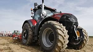 Den zemědělce 2021 v obci Kámen na Pelhřimovsku.