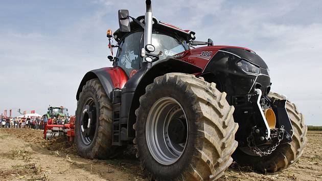 Traktor - Ilustrační foto