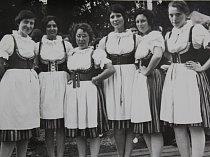 Jak se žilo v Československu - Folklorní soubor Stražišťan Pacov