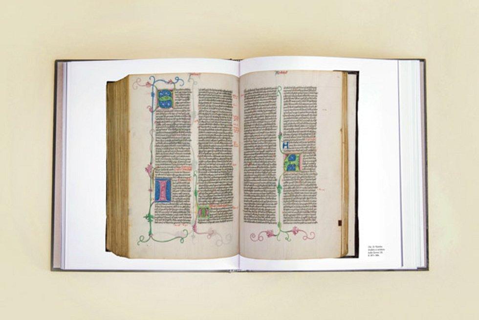 Lipnická bible - štít víry v neklidných časech pozdního středověku.