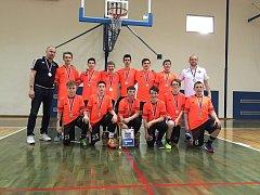 Mladší žáci pelhřimovských Sojek skončili na turnaji mistrovství republiky na fantastickém druhém místě.