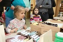 Čokoládová hodina v Pelhřimově
