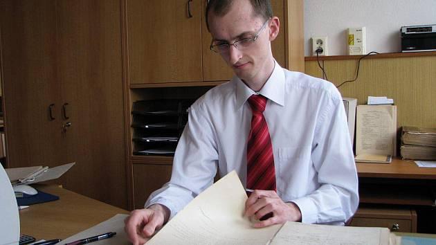 genealog Pavel Holub