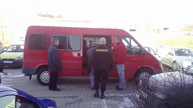 Policisté v pondělí v jedné z pelhřimovkých firem objevili nelegální zaměstnance.