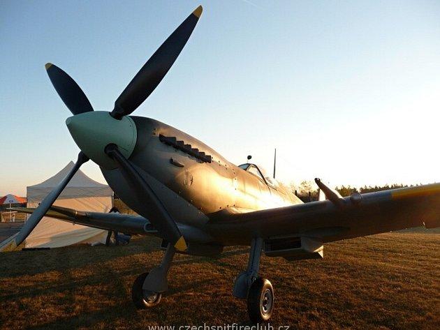 Stíhací letoun Spitfire Mk. IX