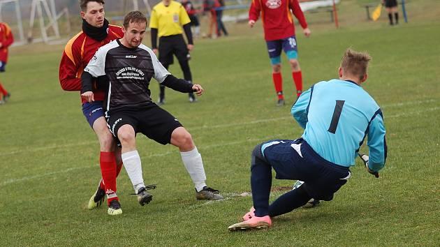 Fotbalisté Nového Rychnova v jarních odvetách neztratili ani bod.