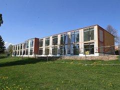 Přestavba objektu na malometrážní byty v Kamenice nad Lipou.