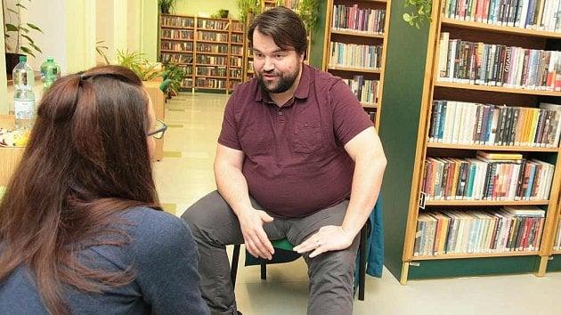 Pelhřimovská živá knihovna.