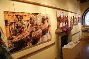 Končící výstava v Galerii M v Pelhřimově.