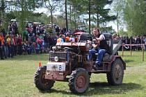 Letošního ročníku Rovenské traktoriády se zúčastnilo dvaačtyřicet závodníků. Pro děti a ostatní účastníky akce byl připraven také bohatý doprovodný program.