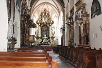 V centru Pelhřimova jsou k vidění památky s barokními prvky.