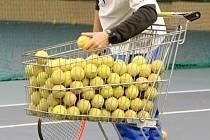 O osudu tenisových soutěžích se rozhodne nejspíše v pondělí.