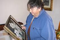 Dagmar Doležalová namalovala spoustu obrázků. Ten vůbec první by ale neprodala za nic na světě.