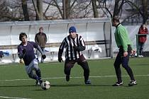 Fotbalisté Košetic v zápase s Horní Cerekví už prohrávali 3:1, ale v posledních deseti minutách třikrát skórovali. Vítěznou sérii na pelhřimovském turnaji tak natáhli už na čtyři zápasy.