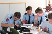 Do registru dárců kostní dřeně vstoupilo osmatřicet policistů a profesionálních a dobrovolných hasičů z Pelhřimovska.