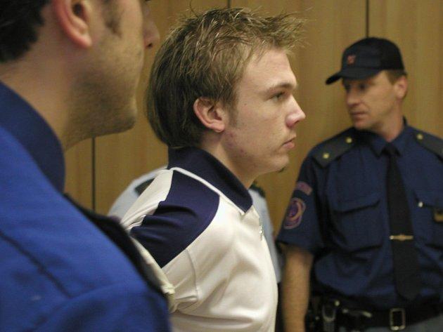 Teprve jako devatenáctiletý byl Václav Matějka odsouzen za vraždu řezníka.