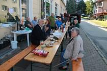 Svátek sousedů se v Pelhřimově konal v sobotu 8. června už pošesté.