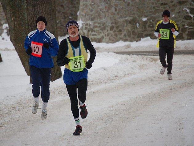 Mikulášský běh v Kamenici nad Lipou