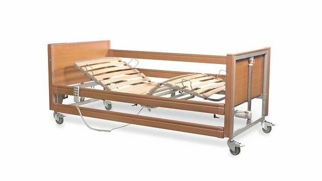 Pelhřimovská nemocnice má dvě nová elektricky polohovatelná lůžka včetně antidekubitních matrací