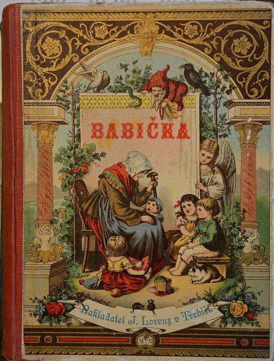 Vydání Babičky ze začátku 20. století v Třebíči