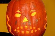 Halloween na pelhřimovské základní škole