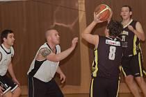 Výsledky pelhřimovských basketbalistů jsou v současné době poplatné šíři kádru. Ten je až nebývale úzký. Projevilo se to hlavně ve Strakonicích.