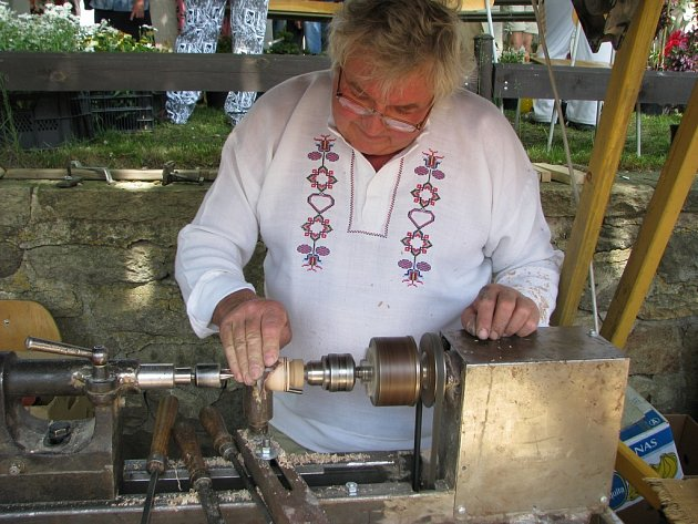 Řemeslné trhy v Novém Rychnově