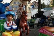 Jedna z prvních poutí na Pelhřimovsku je tento víkend v Kamenici nad Lipou