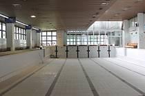 Pelhřimovský bazén v současné době prochází rozsáhlou rekonstrukcí.