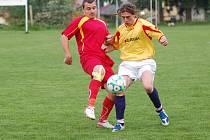 Ne zrovna povedené jaro prožívají fotbalisté Speřic. Mezi světlé okamžiky se nezařadí ani zápas se Štokami.