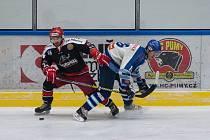 Už druhou sezonu hokejisté Pelhřimova neúspěšně usilují o návrat do druhé ligy.