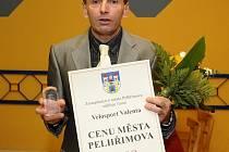 O víkendu se uskutečnilo v pelhřimovském Kulturním domě Máj předávání Cen města Pelhřimova.
