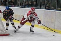 Na zápasy Krajské ligy hokejistů už asi nedojde.