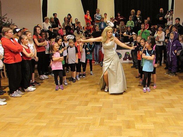 Mikulášská akademie Taneční a pohybové školy kamdance