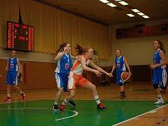 Pelhřimovské basketbalistky v zápase proti Poděbradům roli favoritek nakonec splnily. Po první čtvrtině ale bylo zaděláno na nepříjemné překvapení.