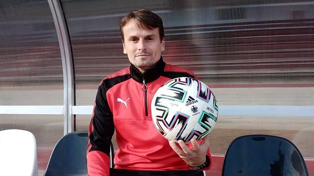 Martin Moravec fotbalem žije.