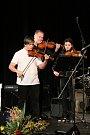 Žáci Základní umělecké školy Gustava Mahlera v Humpolci