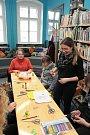 Humpolecká městská knihovna hostila předvánoční jarmark.