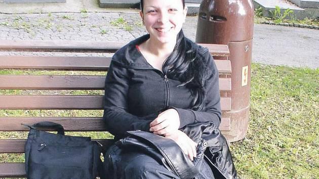 """""""Po maturitě jsem měla pocit, že jsem se učila zbytečně moc,"""" tvrdí Lajla Abdallahová."""